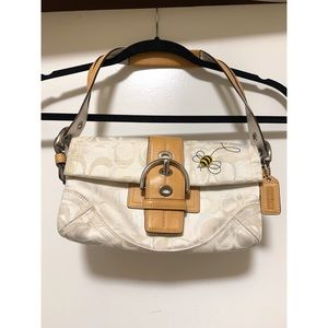 Limited edition vintage Coach purse no MO53-1555